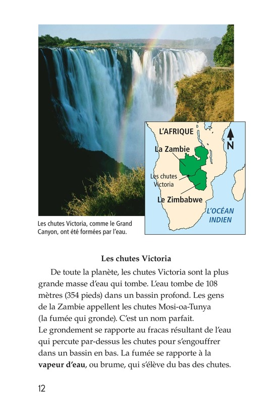 Book Preview For Natural Wonders of the World Page 12
