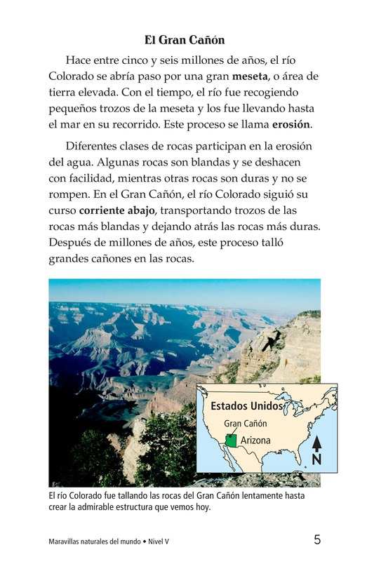 Book Preview For Natural Wonders of the World Page 5