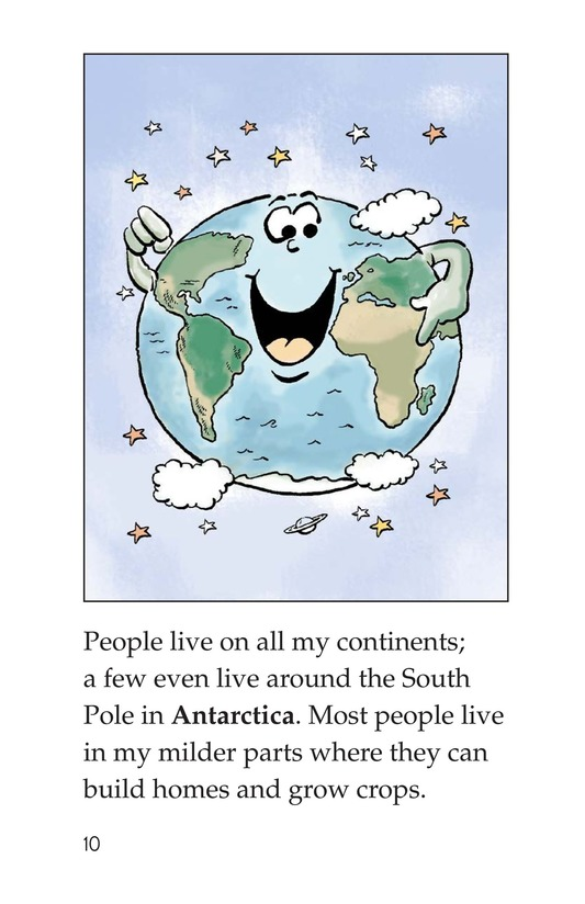 Book Preview For Introducing Planet Earth Page 10