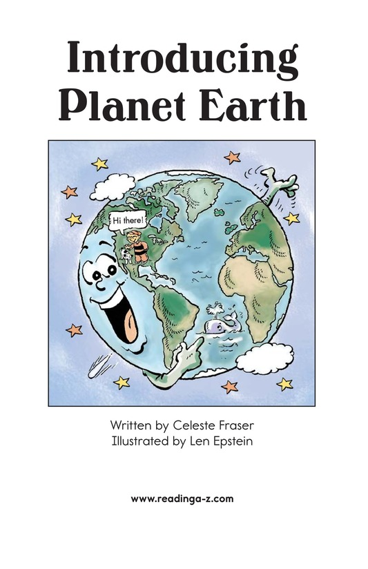 Book Preview For Introducing Planet Earth Page 2