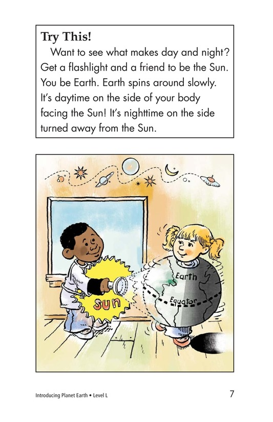 Book Preview For Introducing Planet Earth Page 7