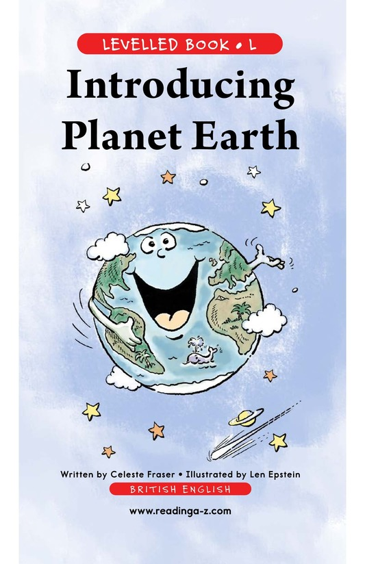 Book Preview For Introducing Planet Earth Page 1