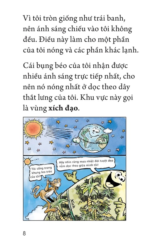 Book Preview For Introducing Planet Earth Page 8