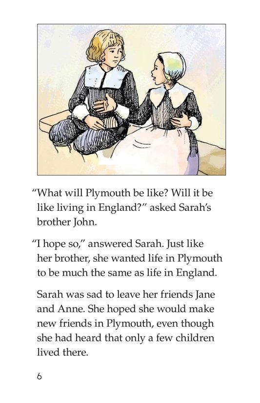 Book Preview For Meeting Father in Plymouth Page 6