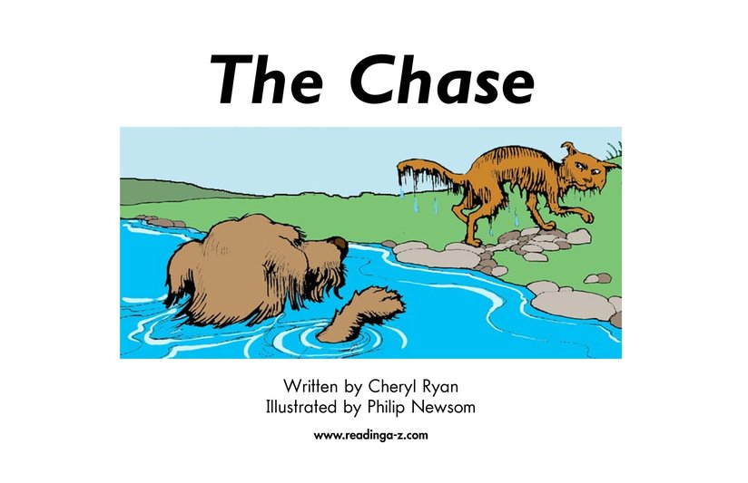 Book Preview For The Chase Page 2
