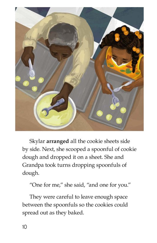 Book Preview For The Great Lemon Bake-Off Page 10