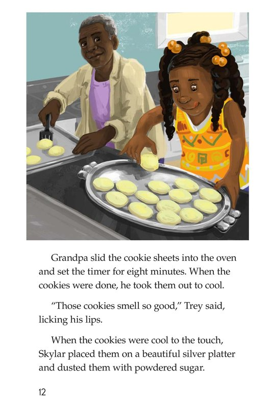 Book Preview For The Great Lemon Bake-Off Page 12
