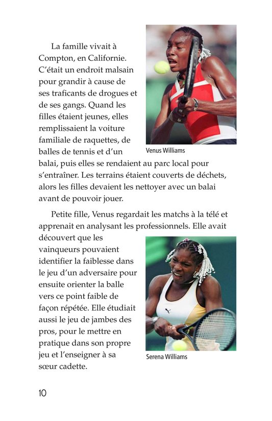 Book Preview For Female Sports Stars Page 10