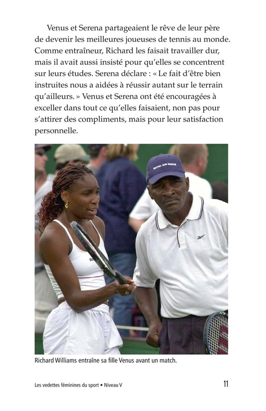 Book Preview For Female Sports Stars Page 11