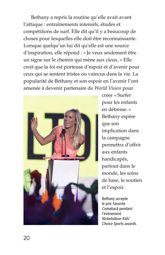 Book Preview For Female Sports Stars Page 20