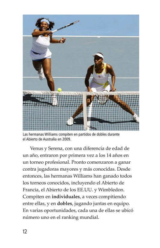 Book Preview For Female Sports Stars Page 12