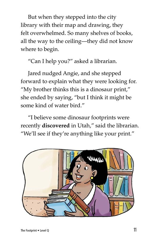 Book Preview For The Footprint Page 11