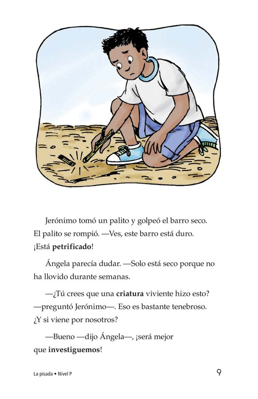 Book Preview For The Footprint Page 9