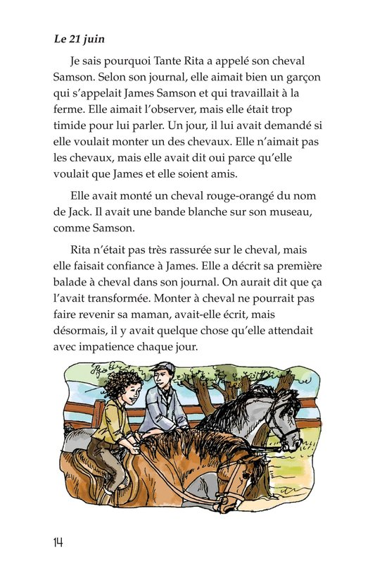 Book Preview For Samson: A Horse Story Page 14