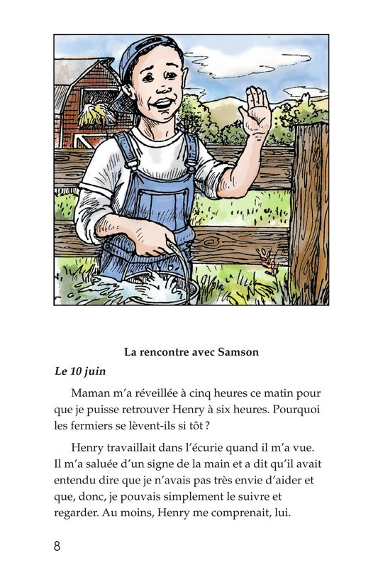 Book Preview For Samson: A Horse Story Page 8