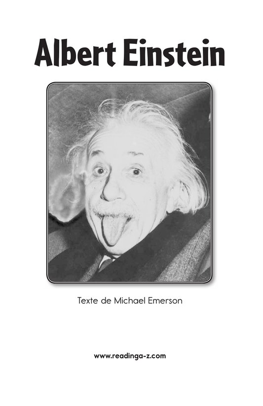 Book Preview For Albert Einstein Page 2