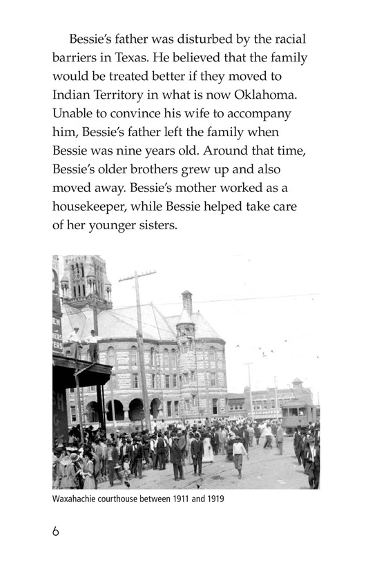 Book Preview For Bessie Coleman Page 6