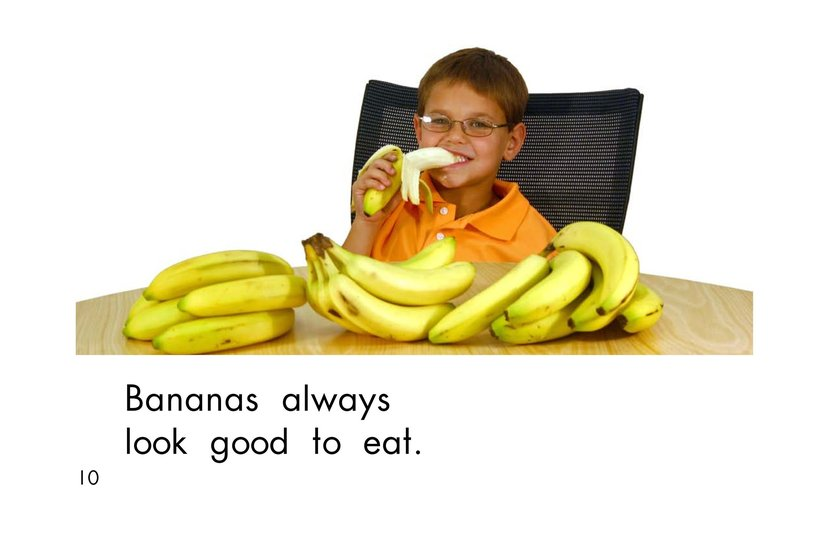 Book Preview For Bananas Sometimes Page 10