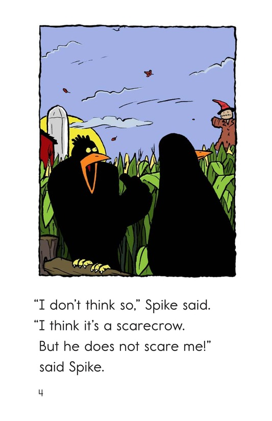 Book Preview For Scaredy Crow Page 4