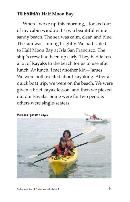 Book Preview For Charlene's Sea of Cortez Journal Page 5