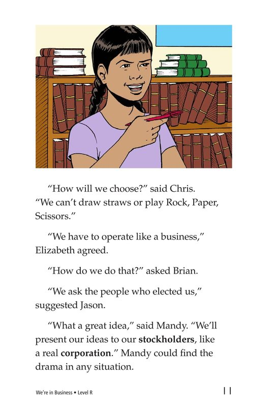 Book Preview For We're in Business Page 11