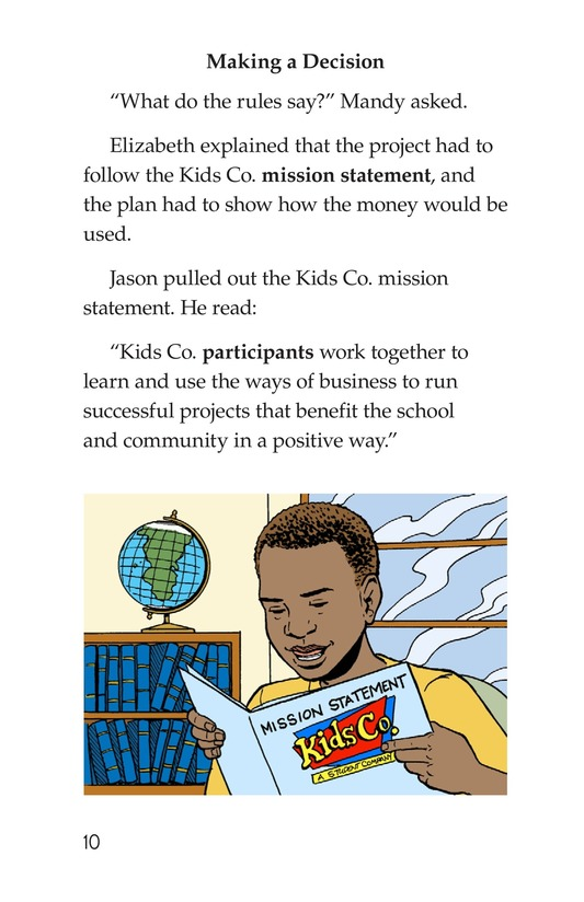 Book Preview For We're in Business Page 10
