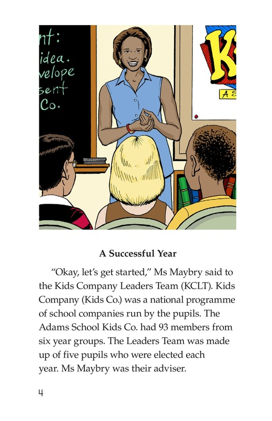 Book Preview For We're in Business Page 4