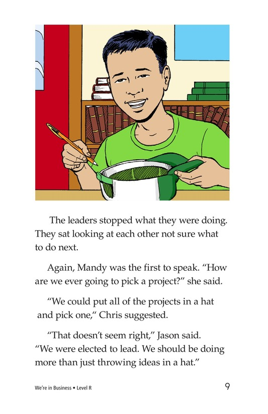 Book Preview For We're in Business Page 9