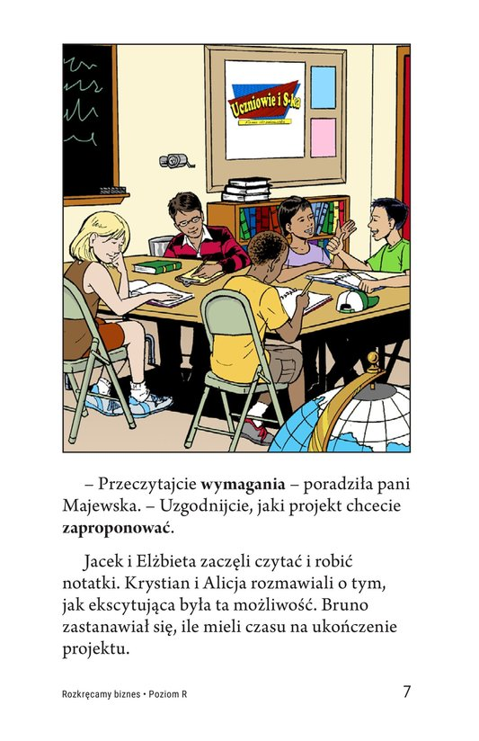 Book Preview For We're in Business Page 7