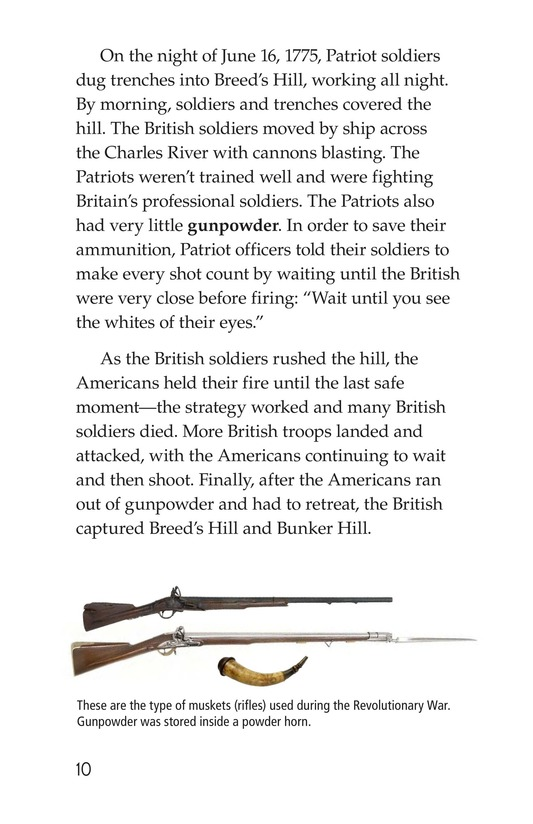 Book Preview For Battling for Independence Page 10