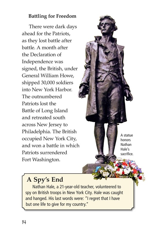 Book Preview For Battling for Independence Page 14