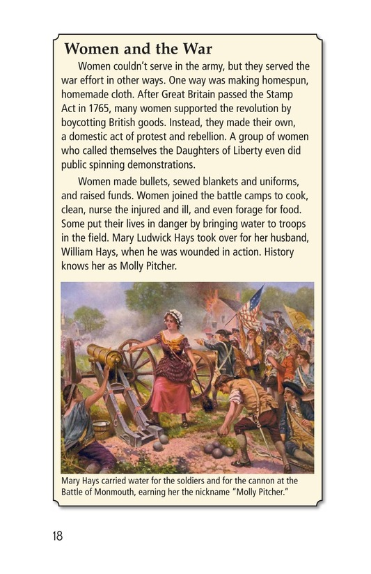 Book Preview For Battling for Independence Page 18