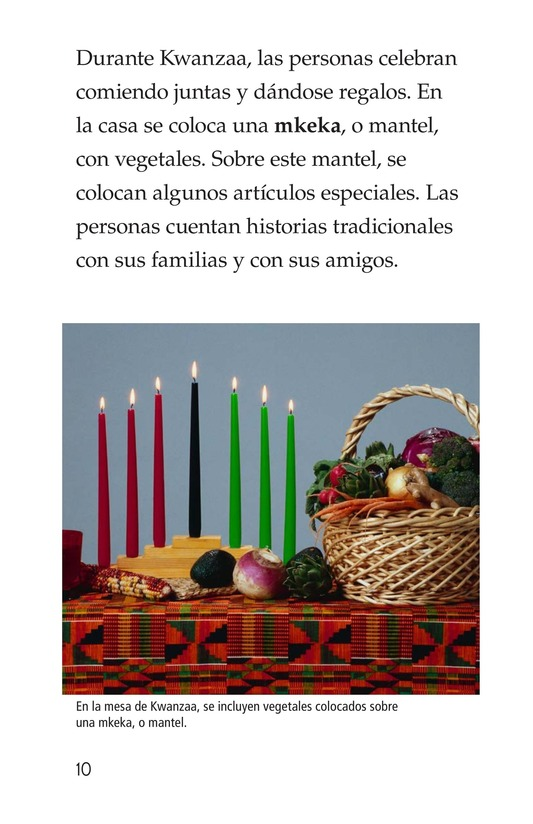 Book Preview For World Holidays Page 10