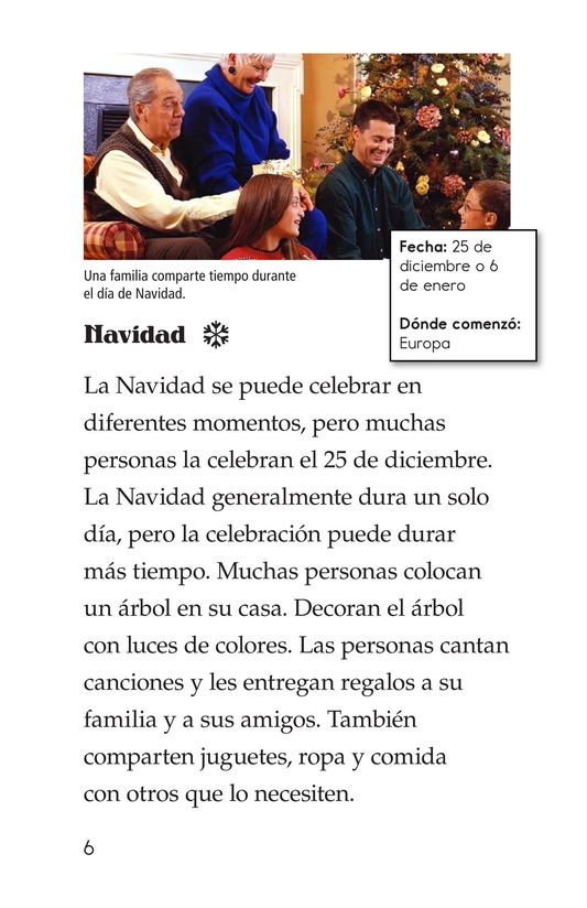 Book Preview For World Holidays Page 6