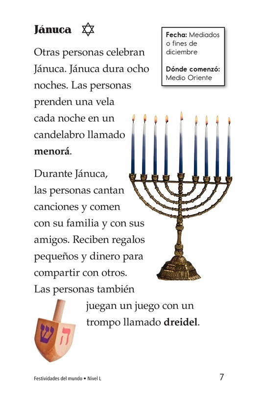 Book Preview For World Holidays Page 7