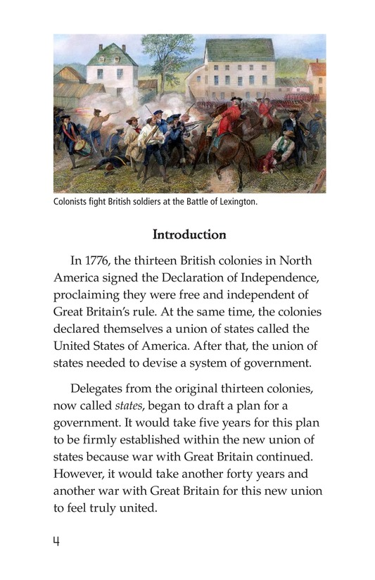 Book Preview For Building a Nation Page 4