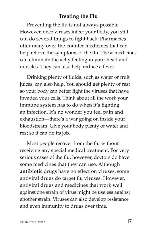Book Preview For InFLUenza Page 17