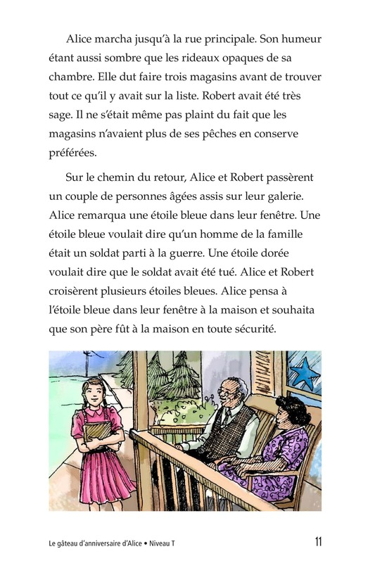 Book Preview For Alice's Birthday Cake Page 11