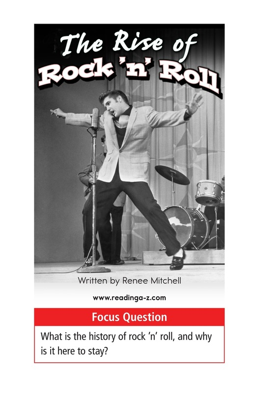 Book Preview For Early Moments in Rock Music History Page 2