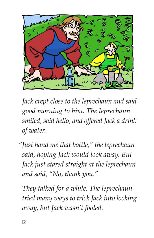 Book Preview For Colleen and the Leprechaun Page 12