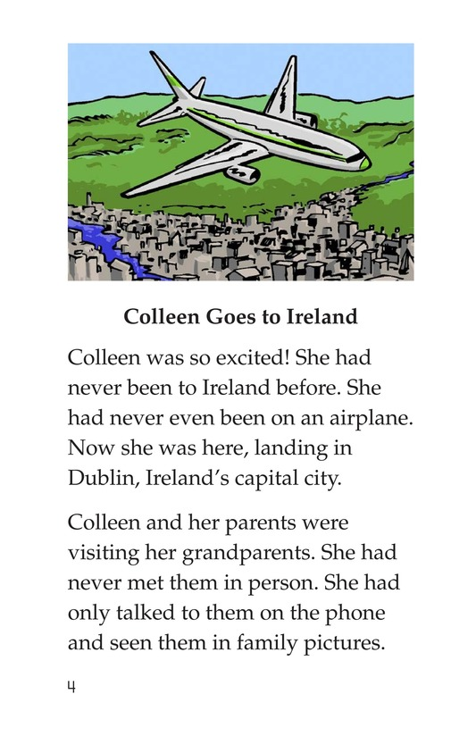 Book Preview For Colleen and the Leprechaun Page 4