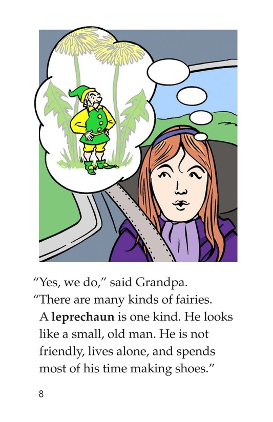 Book Preview For Colleen and the Leprechaun Page 8