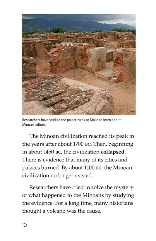 Book Preview For Mysteries of the Lost Civilization Page 10