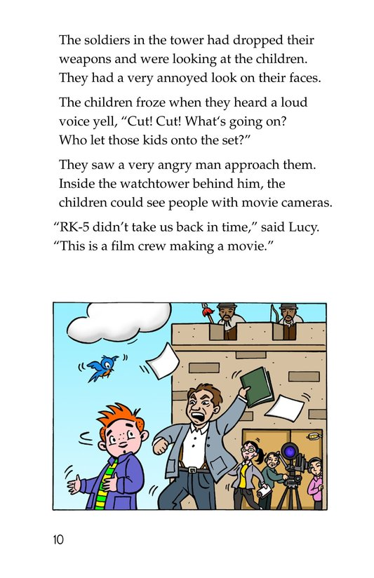 Book Preview For Tommy and the Great Wall Page 10