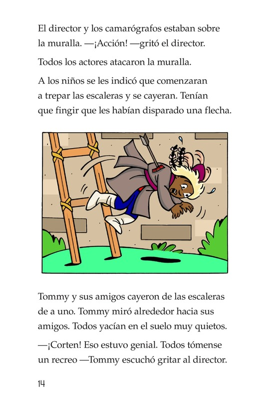 Book Preview For Tommy and the Great Wall Page 14