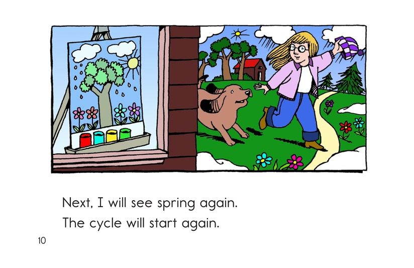 Book Preview For Changing Seasons Page 10