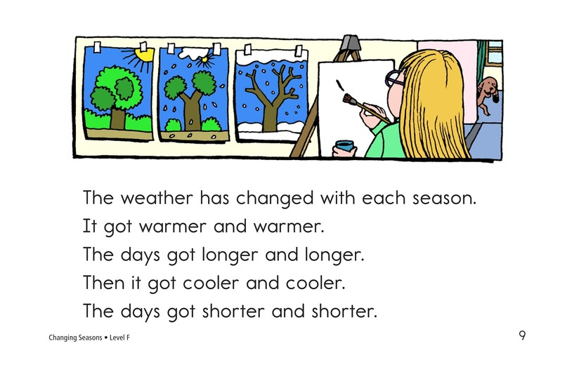 Book Preview For Changing Seasons Page 9
