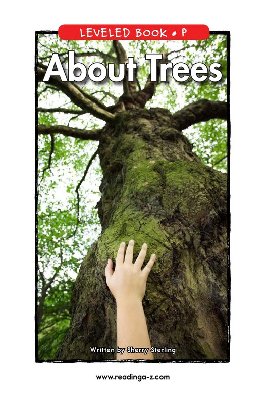 Book Preview For About Trees Page 1