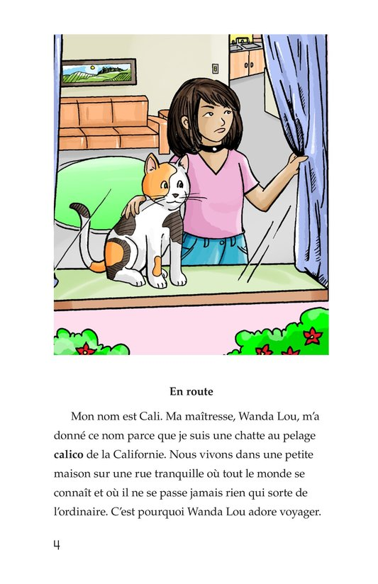 Book Preview For Cali and Wanda Lou Page 4
