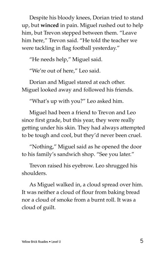 Book Preview For Yellow Brick Roadies Page 5